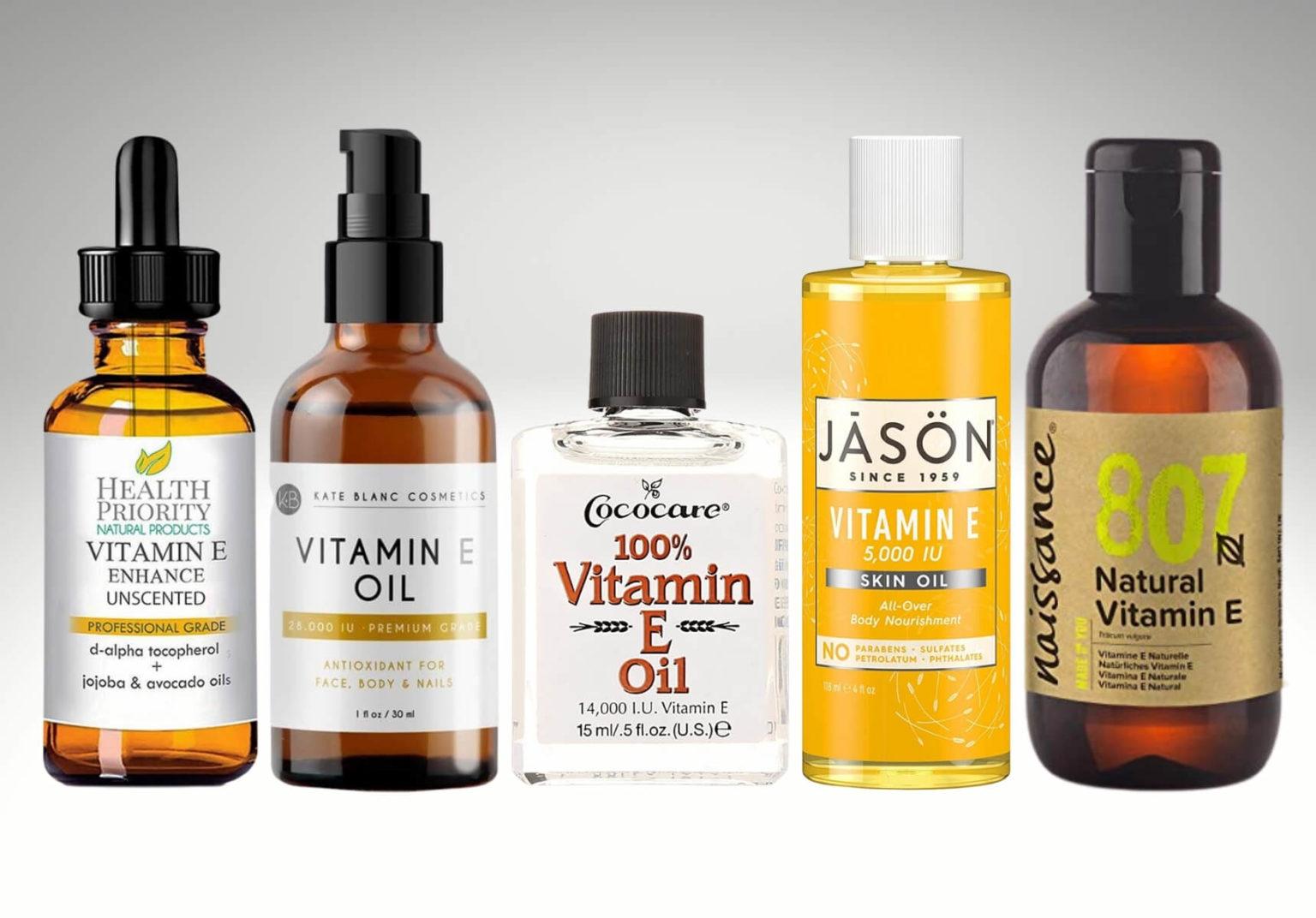 miglior-olio-di-vitamina-e