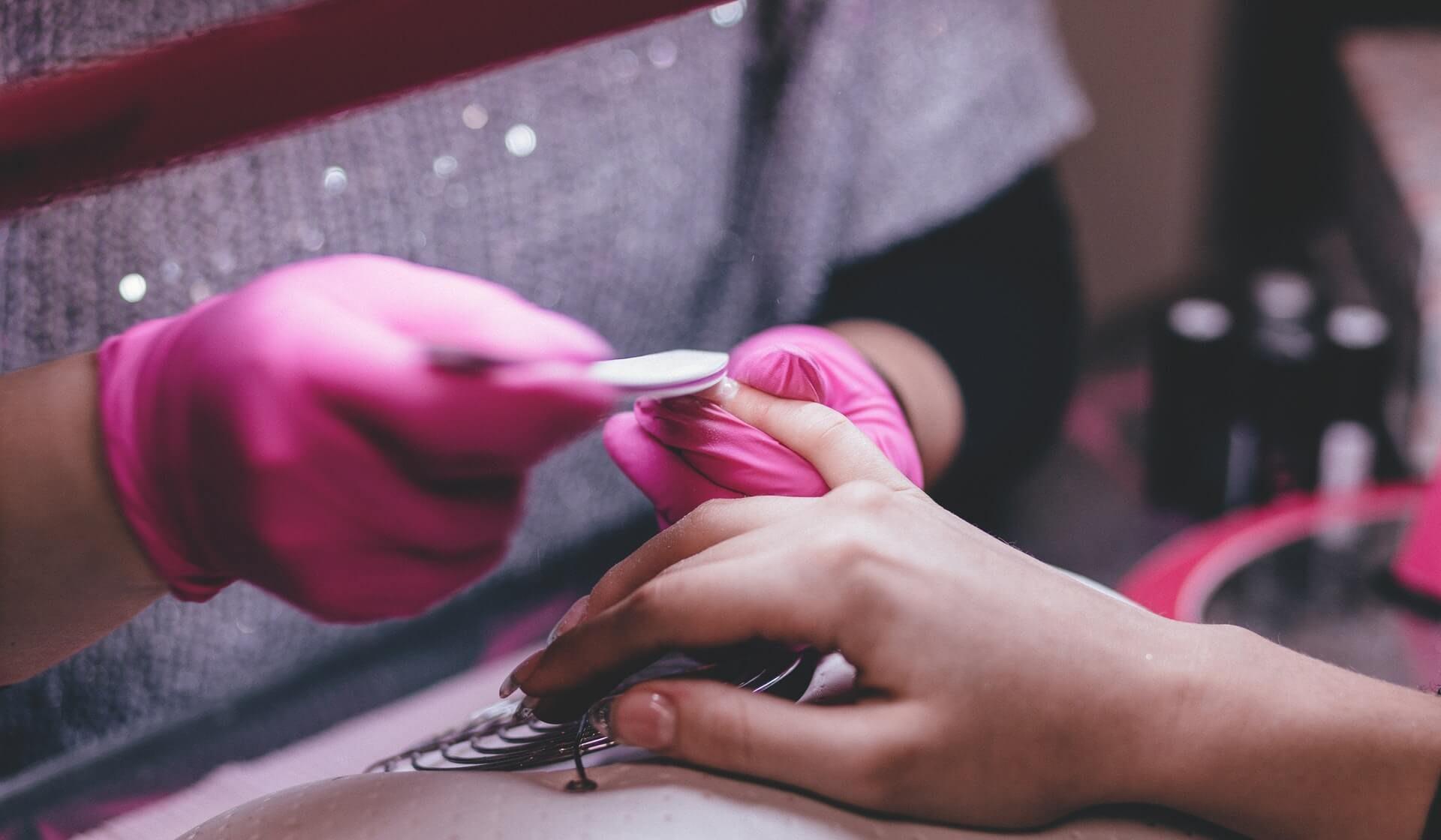 aspiratore per unghie